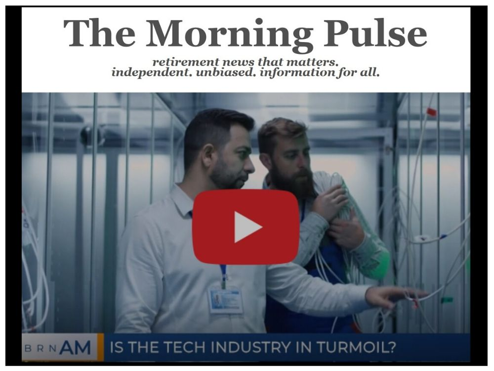 The Morning Pulse – Friday, May 22, 2020