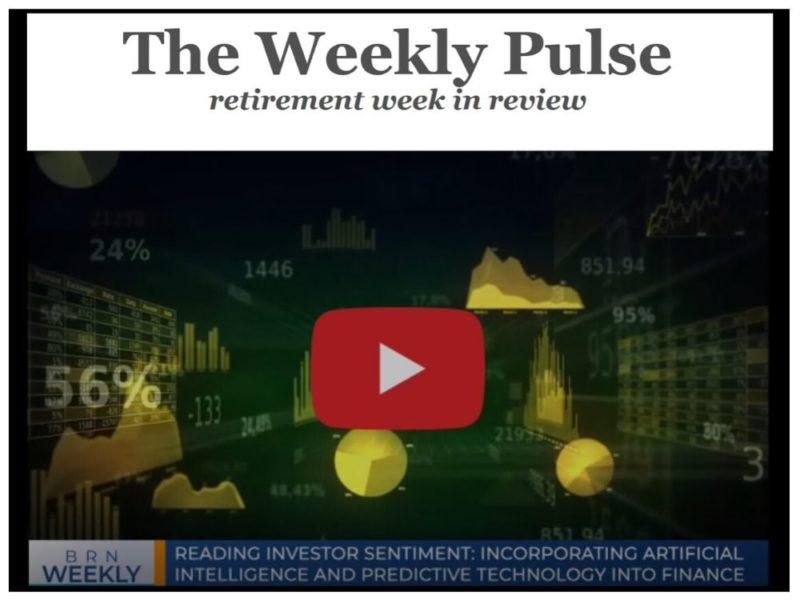 The Weekly Pulse – Saturday, May 23, 2020