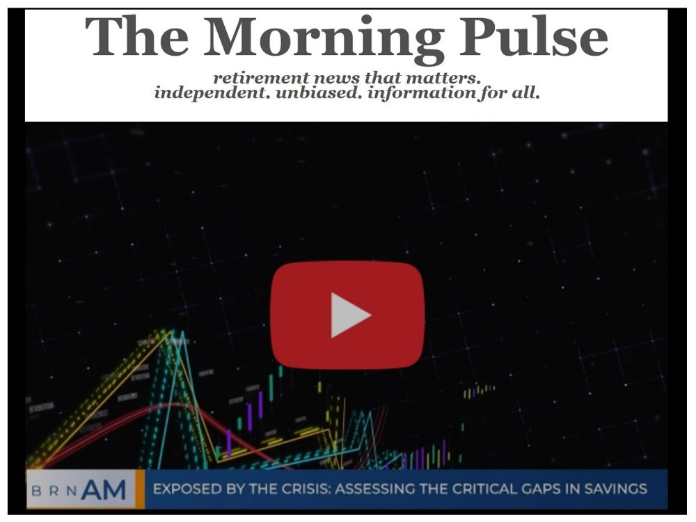 The Morning Pulse – Tuesday, May 26, 2020