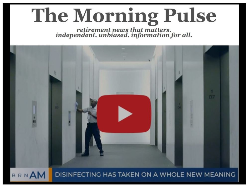 The Morning Pulse – Wednesday, May 27, 2020