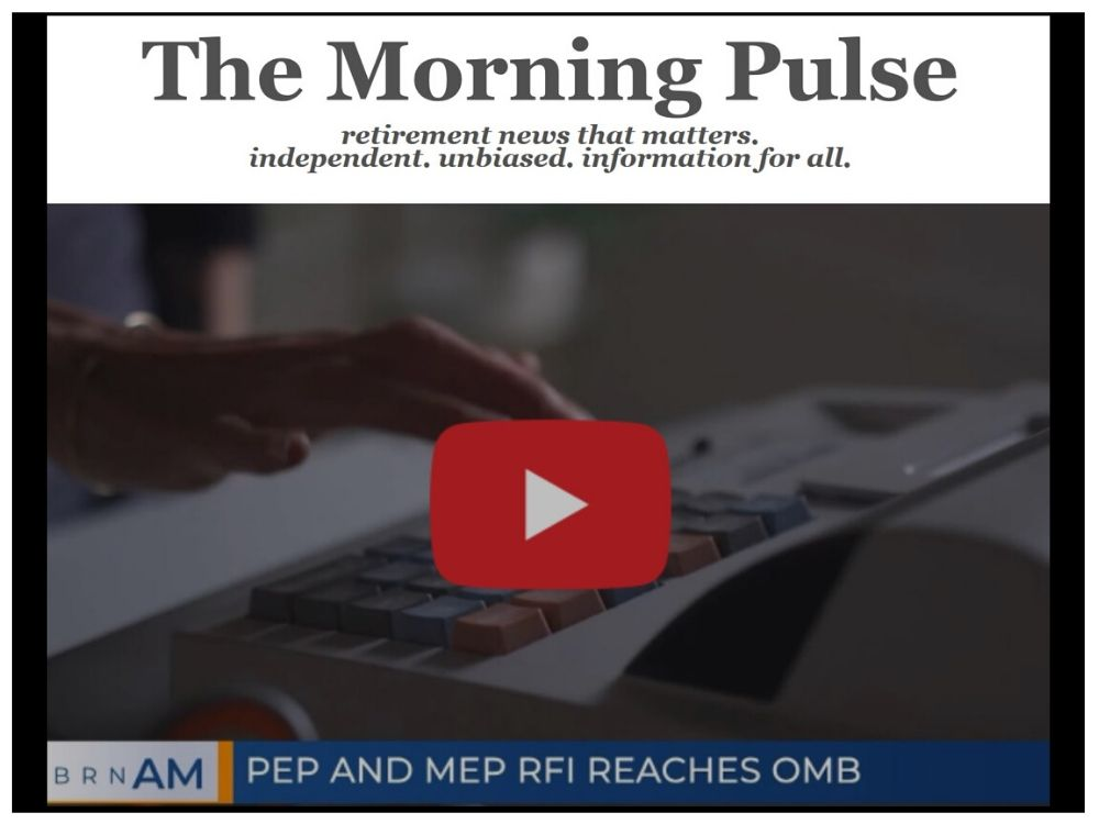 The Morning Pulse – Thursday, May 28, 2020
