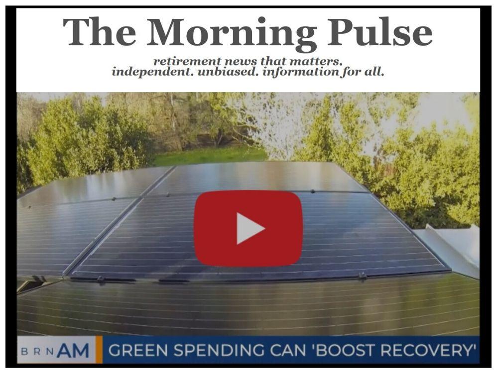 The Morning Pulse – Friday, May 8, 2020