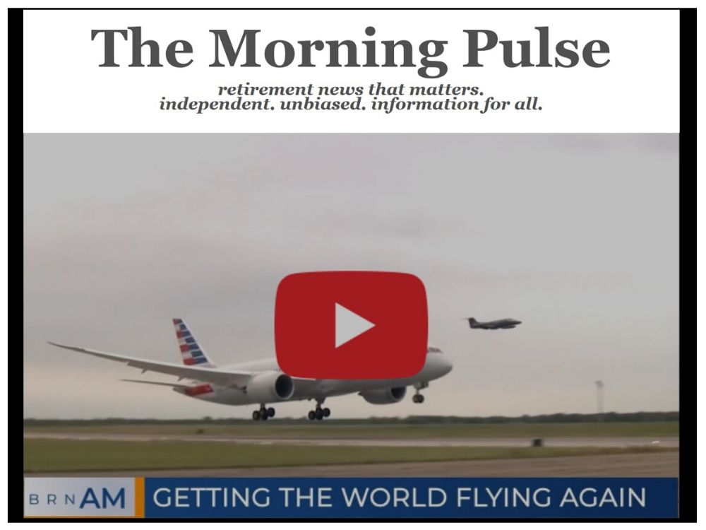 The Morning Pulse – Tuesday, May 12, 2020