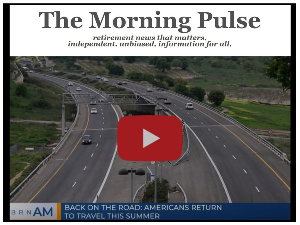 The Morning Pulse – Monday, June 15, 2020