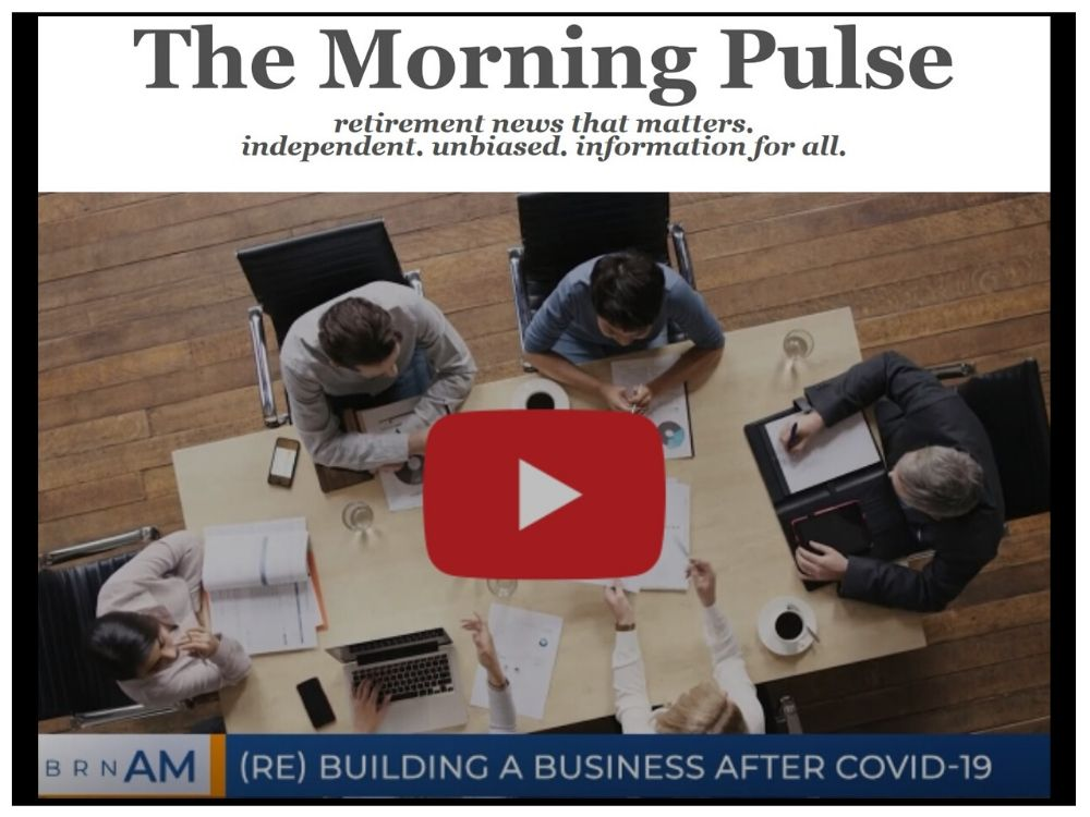 The Morning Pulse – Wednesday, June 24, 2020