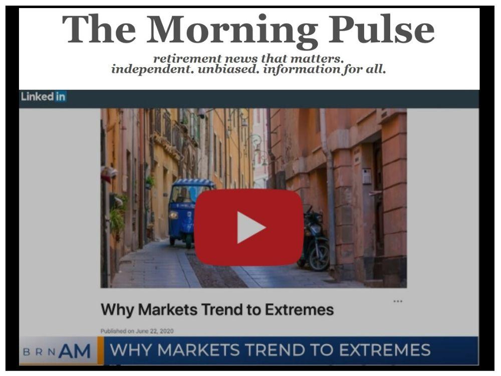 The Morning Pulse – Thursday, June 25, 2020