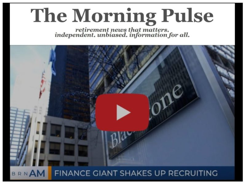 The Morning Pulse – Friday, June 26, 2020