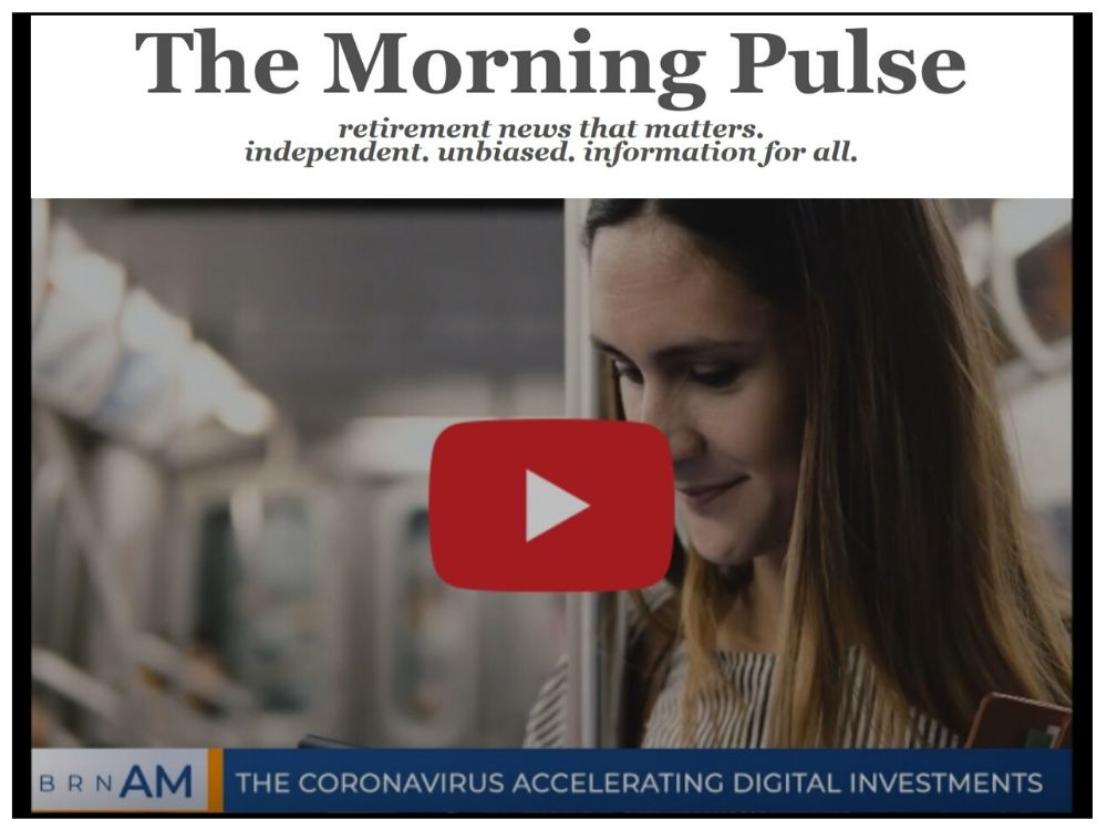 The Morning Pulse – Wednesday, June 10, 2020
