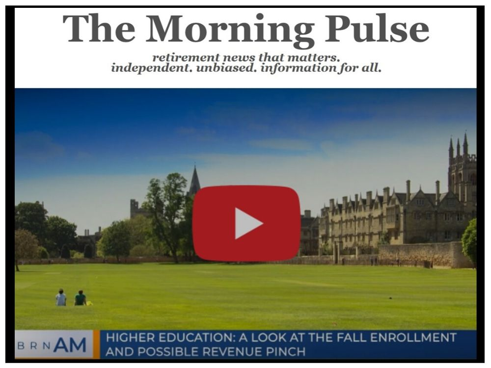 The Morning Pulse – Thursday, June 11, 2020