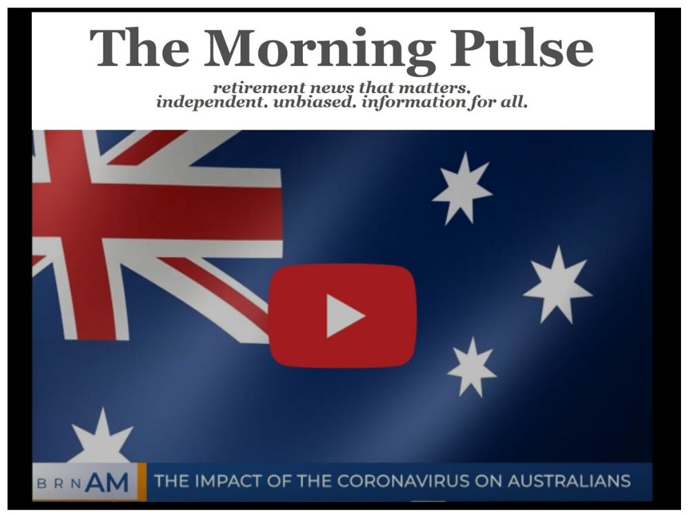 The Morning Pulse – Monday, June 1, 2020