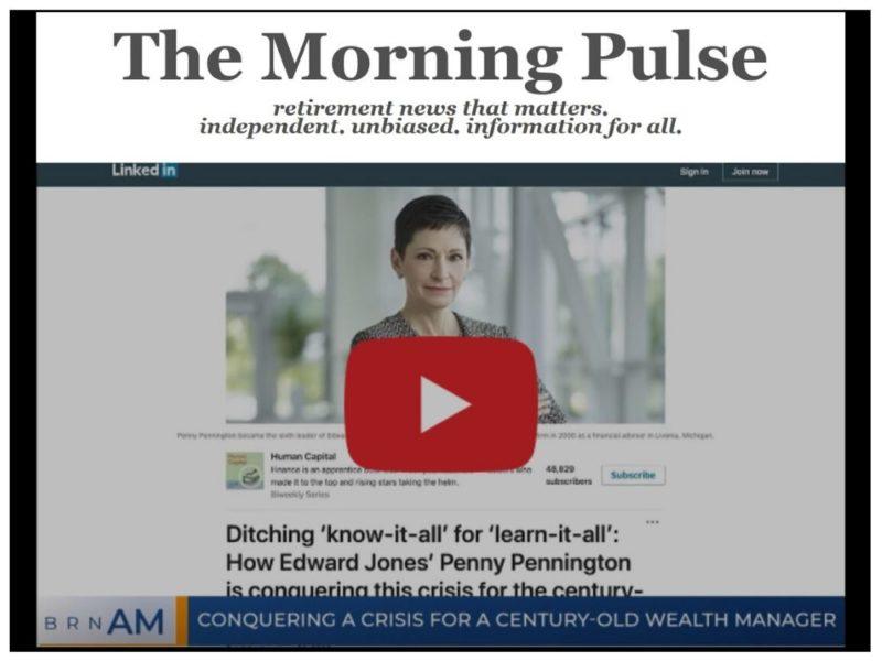 The Morning Pulse – Thursday, July 2, 2020
