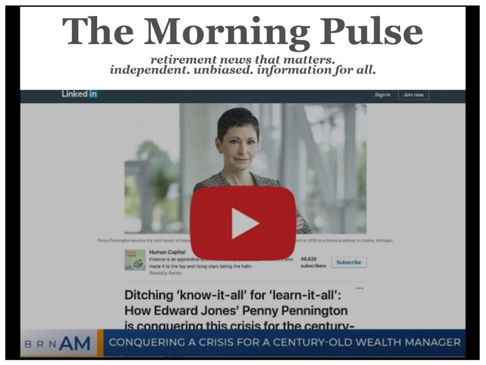 The Morning Pulse – Thursday, July 2, 2020