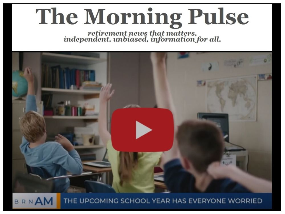 The Morning Pulse – Wednesday, July 15, 2020