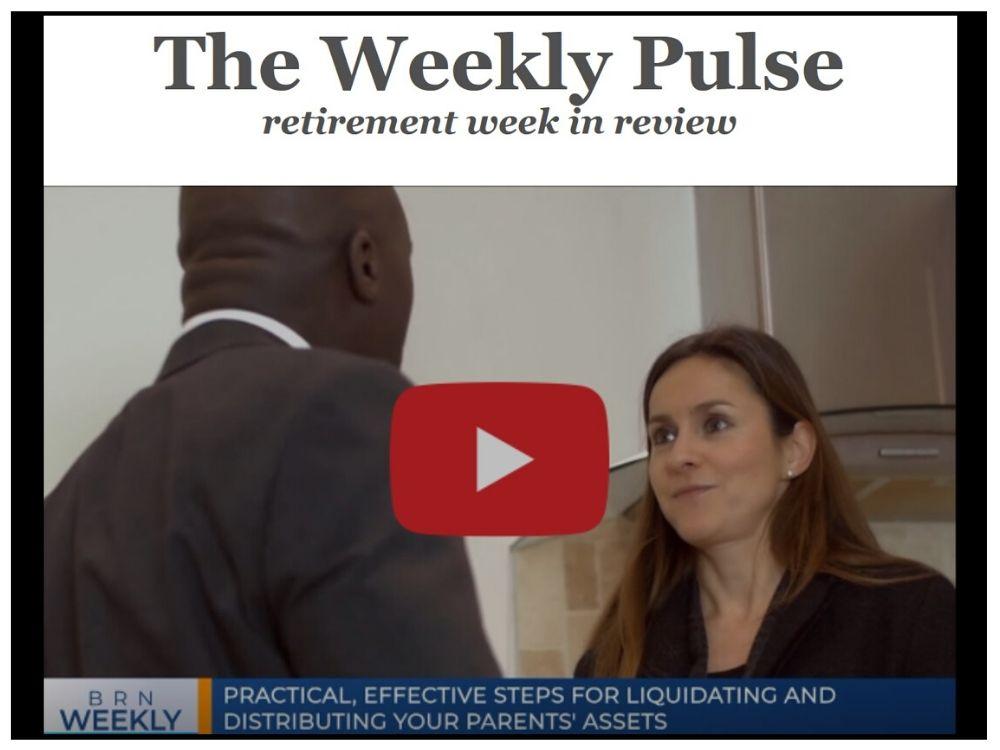 The Weekly Pulse – Saturday, July 18, 2020