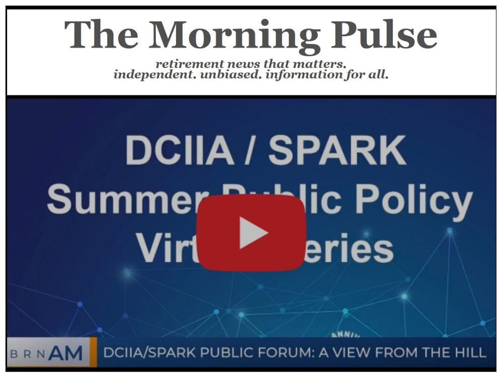 The Morning Pulse – Monday, July 20, 2020