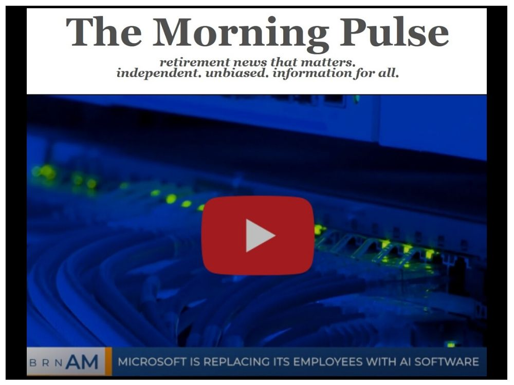 The Morning Pulse – Tuesday, July 21, 2020