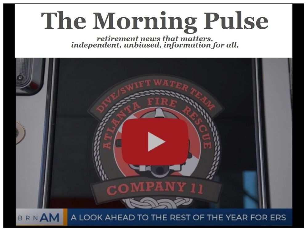 The Morning Pulse – Wednesday, July 22, 2020