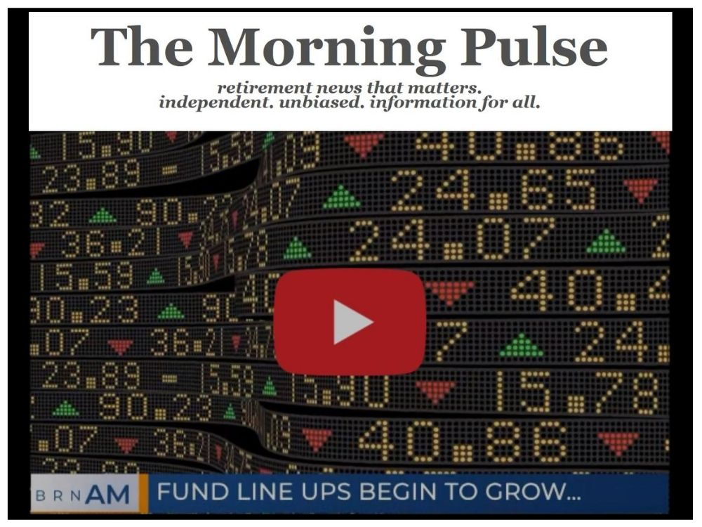 The Morning Pulse – Tuesday, July 28, 2020