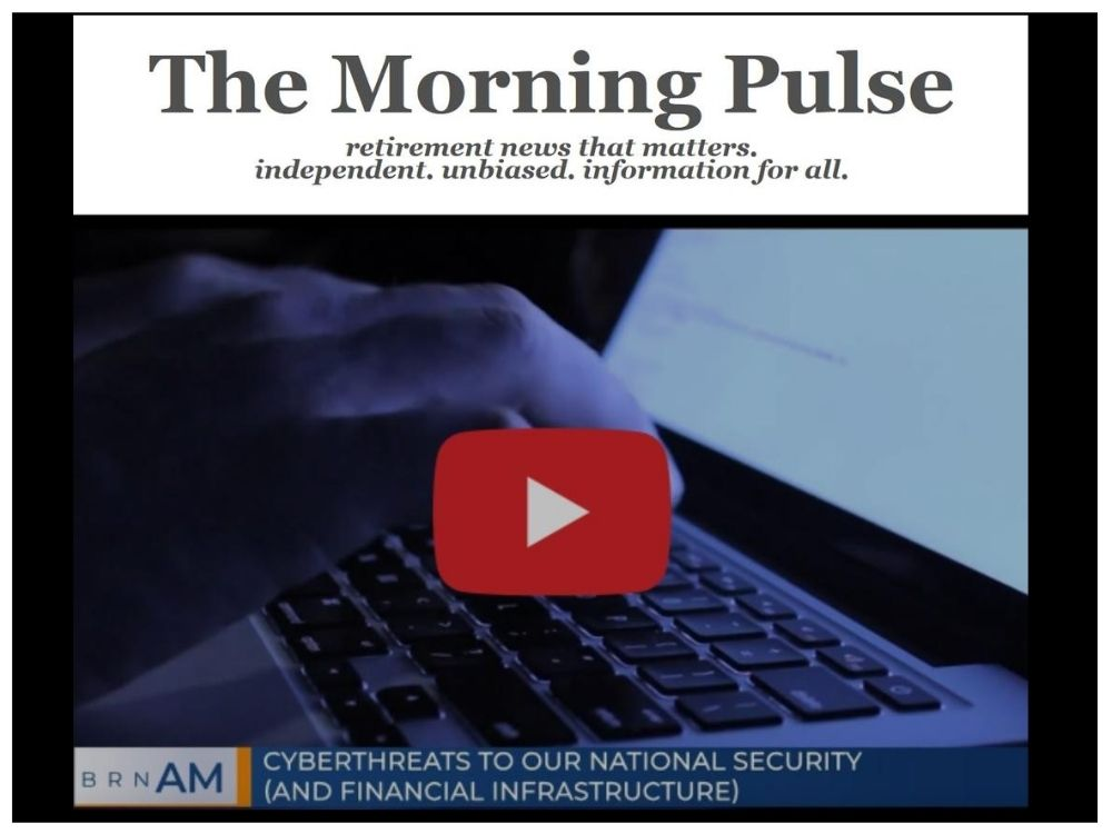The Morning Pulse – Wednesday, July 29, 2020