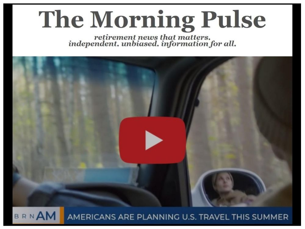 The Morning Pulse – Thursday, July 30, 2020