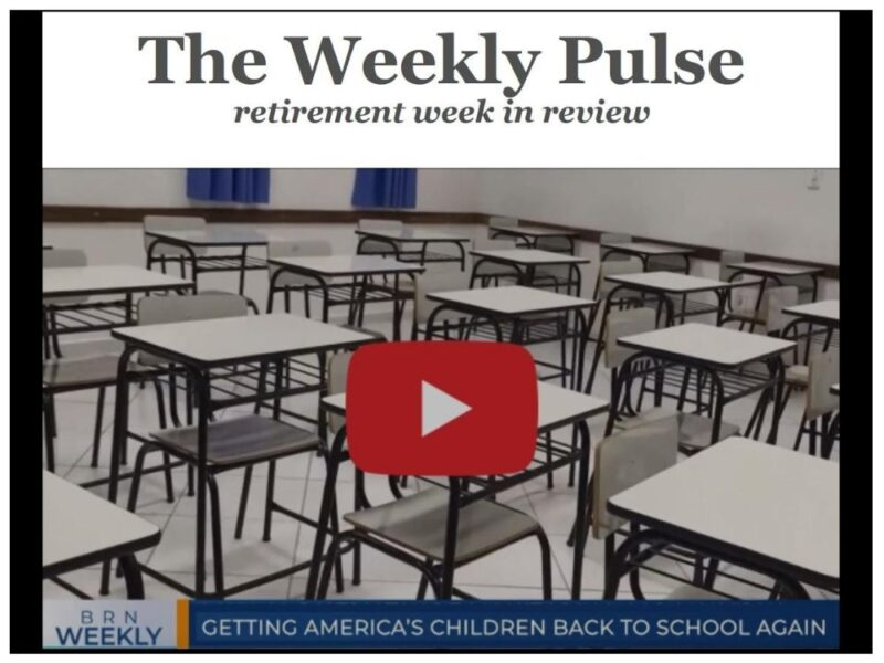 The Weekly Pulse – Saturday, August 1, 2020