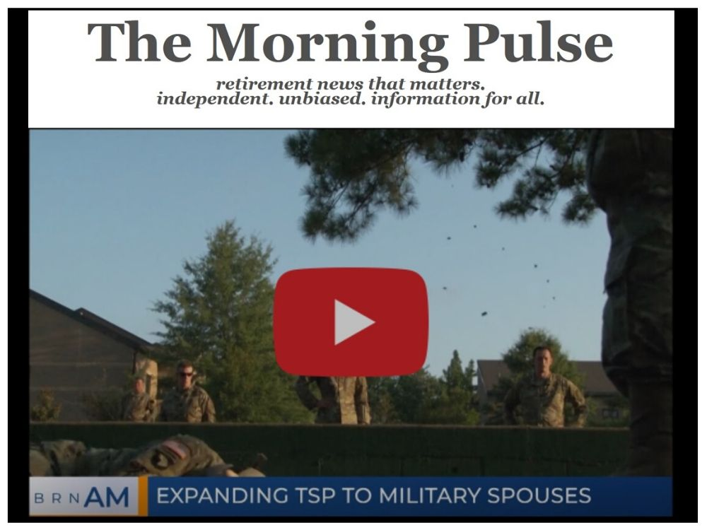 The Morning Pulse – Wednesday, July 8, 2020