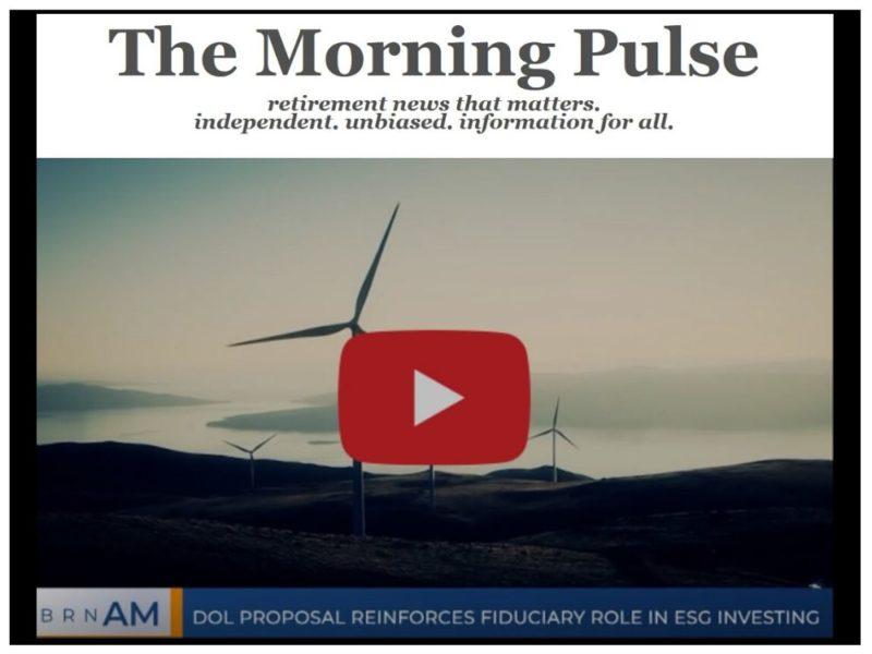 The Morning Pulse – Thursday, July 9, 2020
