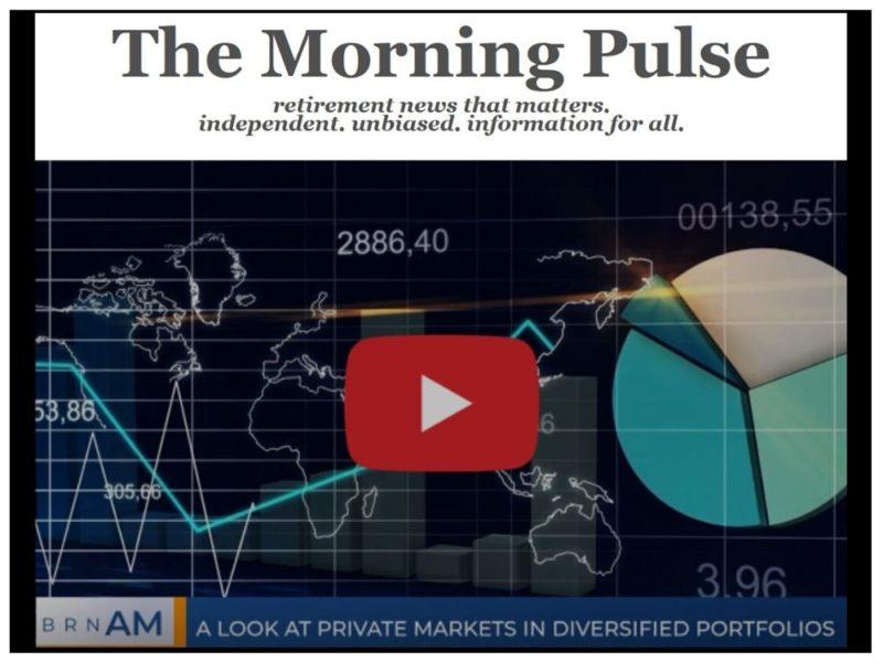 The Morning Pulse – Friday, July 10, 2020