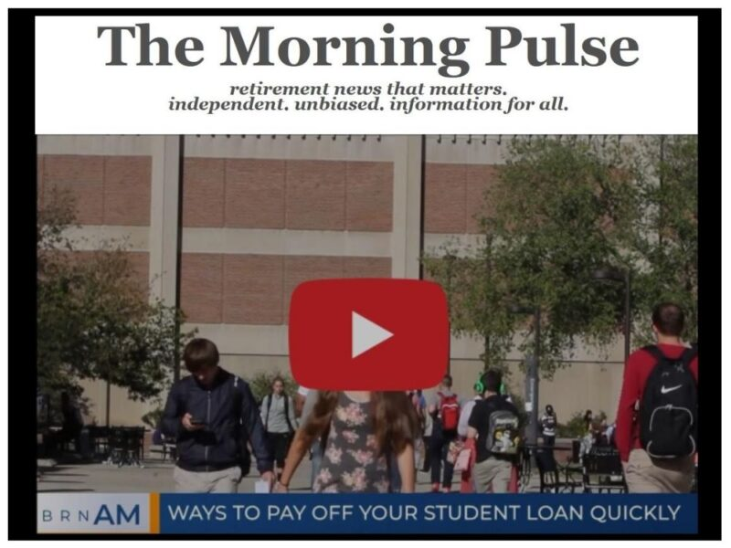 The Morning Pulse – Thursday, August 6, 2020