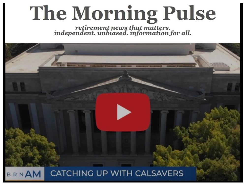 The Morning Pulse – Wednesday, August 19, 2020