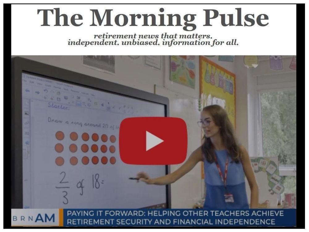 The Morning Pulse – Thursday, August 20, 2020