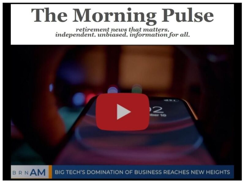 The Morning Pulse – Tuesday, August 25, 2020