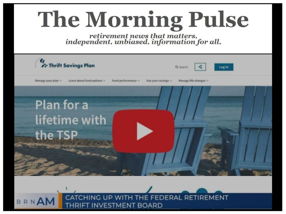 The Morning Pulse – Wednesday, August 26, 2020