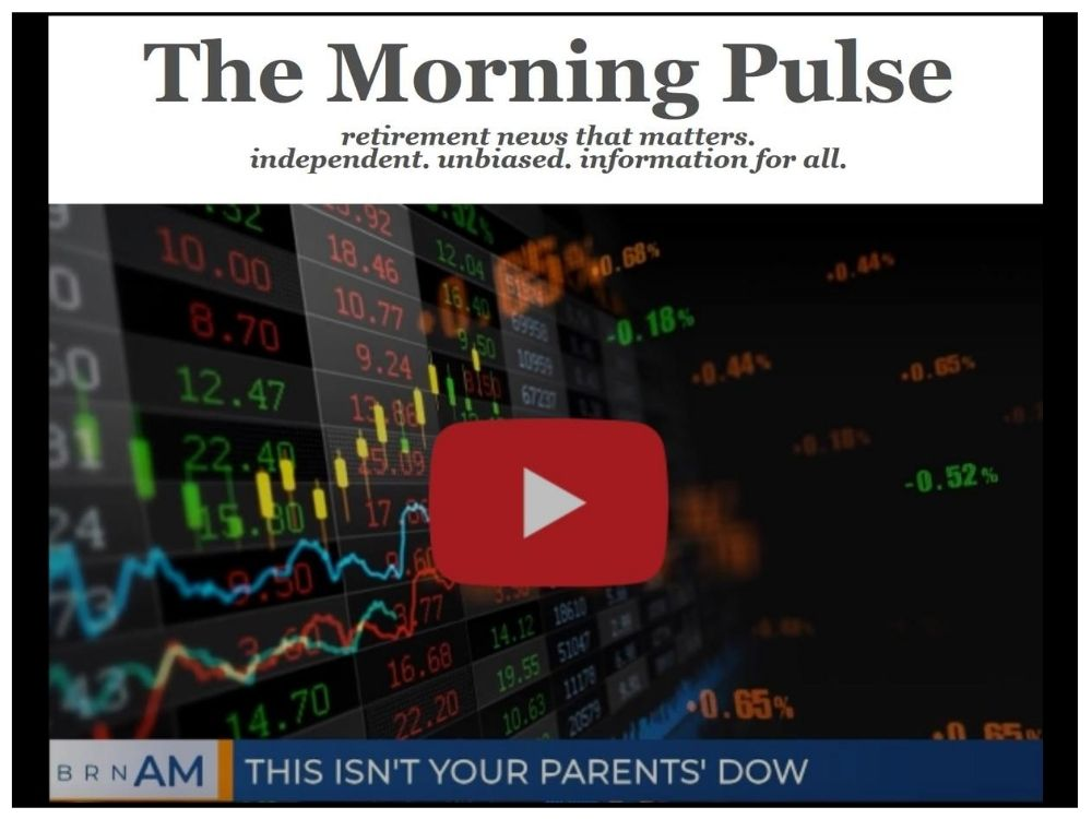 The Morning Pulse – Friday, August 28, 2020