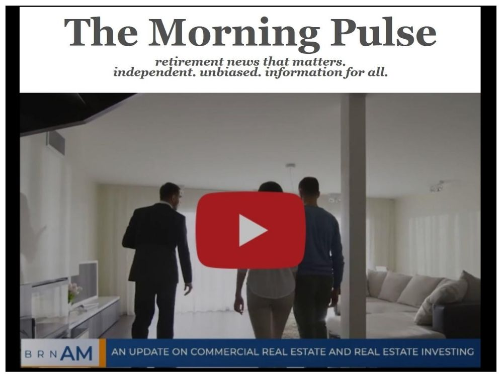 The Morning Pulse – Monday, August 31, 2020