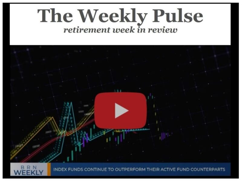 The Weekly Pulse – Saturday, August 8, 2020