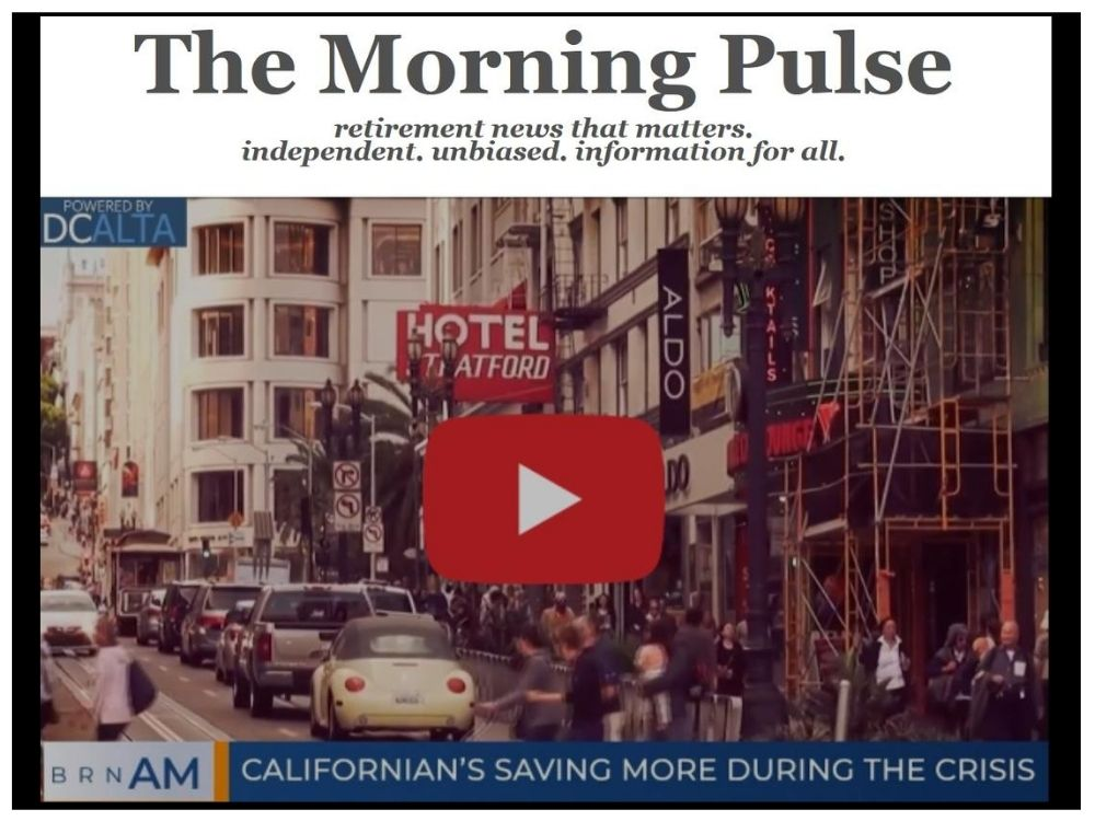 The Morning Pulse – Wednesday, August 12, 2020