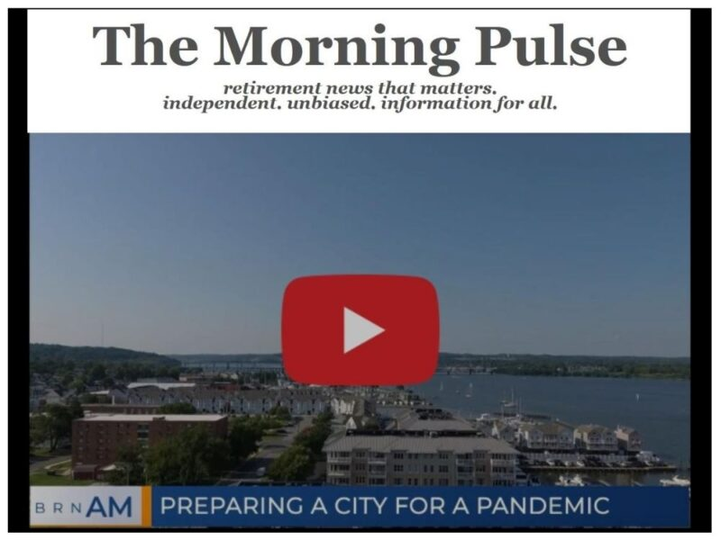 The Morning Pulse – Thursday, August 13, 2020
