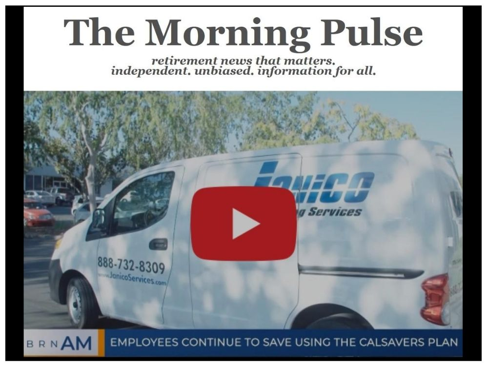 The Morning Pulse – Monday, August 3, 2020