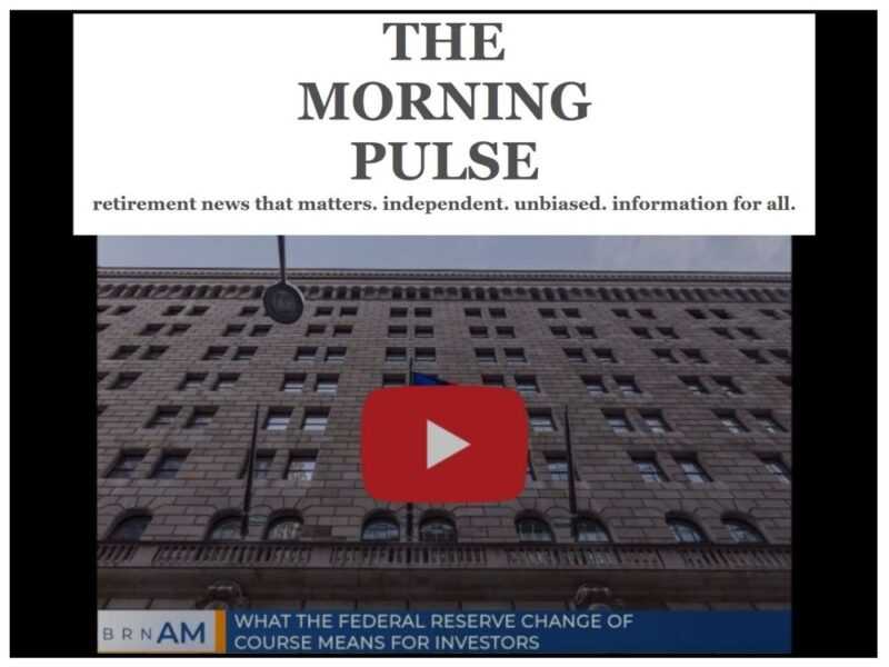 The Morning Pulse – Monday, September 14, 2020