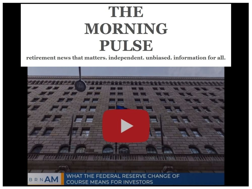 The Morning Pulse – Monday, September 14, 2020