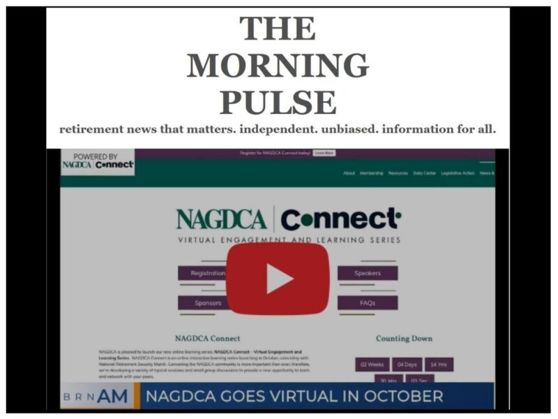 The Morning Pulse – Thursday, September 17, 2020