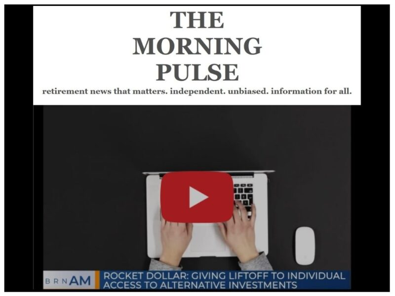The Morning Pulse – Friday, September 18, 2020