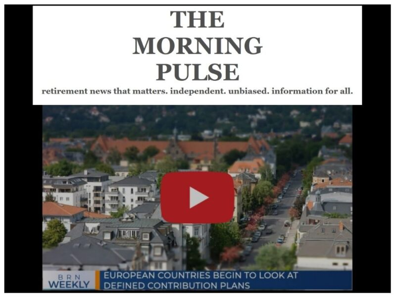 The Morning Pulse – Saturday, September 19, 2020