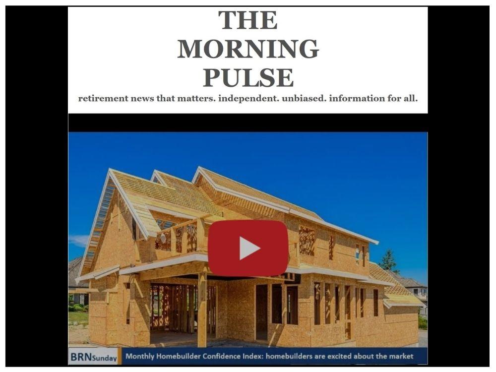 The Morning Pulse – Sunday, September 20, 2020