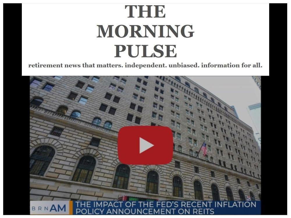 The Morning Pulse – Thursday, September 24, 2020