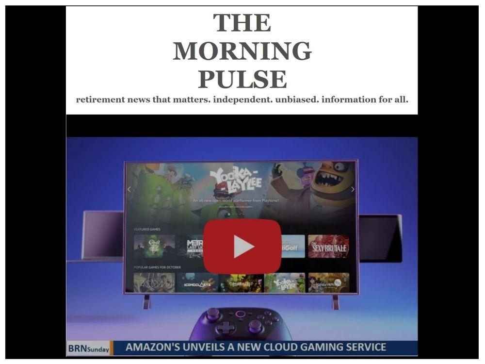 The Morning Pulse – Sunday, September 27, 2020