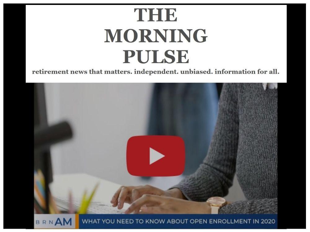 The Morning Pulse – Wednesday, September 30, 2020