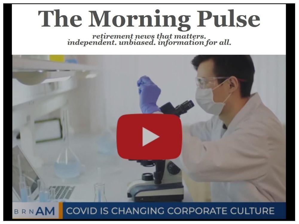 The Morning Pulse – Friday, September 4, 2020