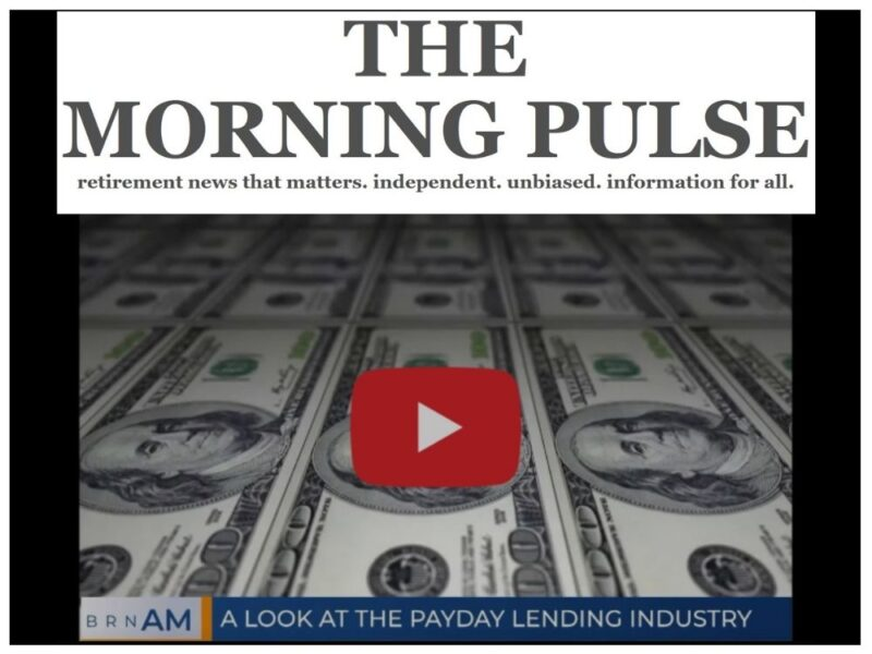 The Morning Pulse – Tuesday, September 8, 2020